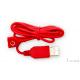 Зарядное устройство Magnetic charging cord red